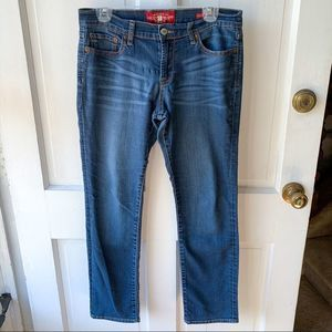 Lucky Brand Sweet 'n Straight Blue Jeans